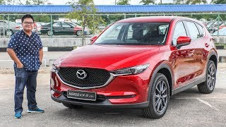 FIRST LOOK: 2017 Mazda CX-5 (2nd gen) in Malaysia