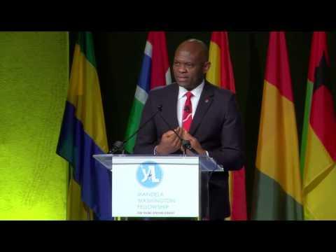 Tony O. Elumelu's Speech at the Mandela Washington Fellowship Summit (YALI 2017)