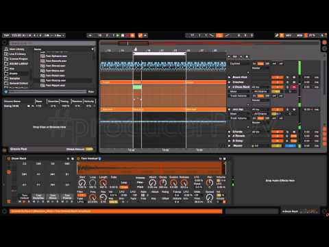 """Ableton #producerPOV - Danny J Lewis """"Feel That"""" (Special Dub WIP)"""