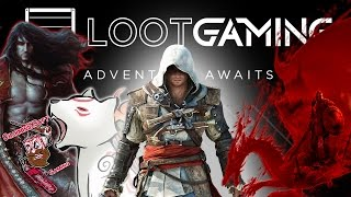 """Loot Gaming Unboxing - November 2016 """"Mythic"""" 