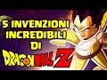 5 Invenzioni Incredibili Di Dragon Ball Z! By Giosephthegamer video