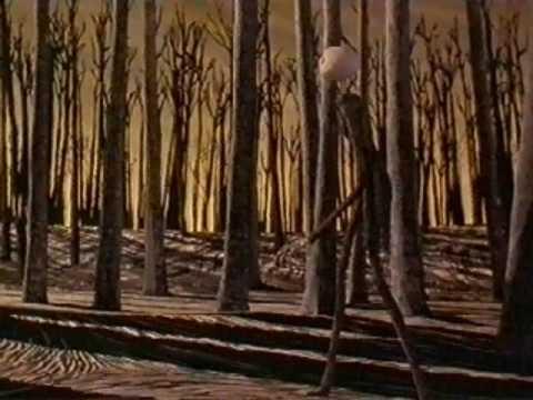 Nightmare Before Christmas - Nick Cave