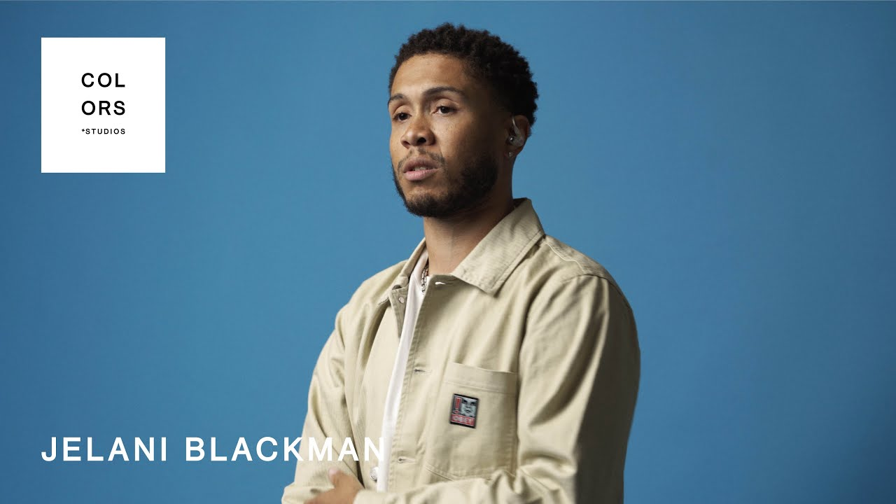 Jelani Blackman | A COLORS ENCORE