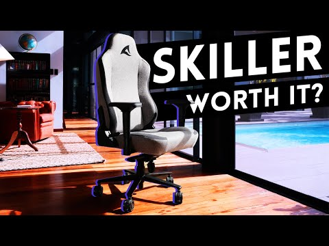 Sharkoon SGS40 Fabric Adult Gaming Chair Review | Hardware Sugar