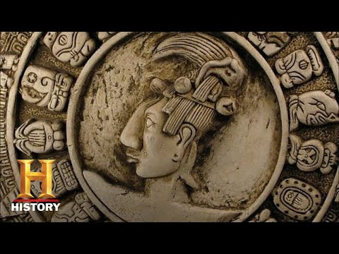 Ancient Aliens: SHOCKING DISCOVERY BENEATH AZTEC CITY (Season 7) | History