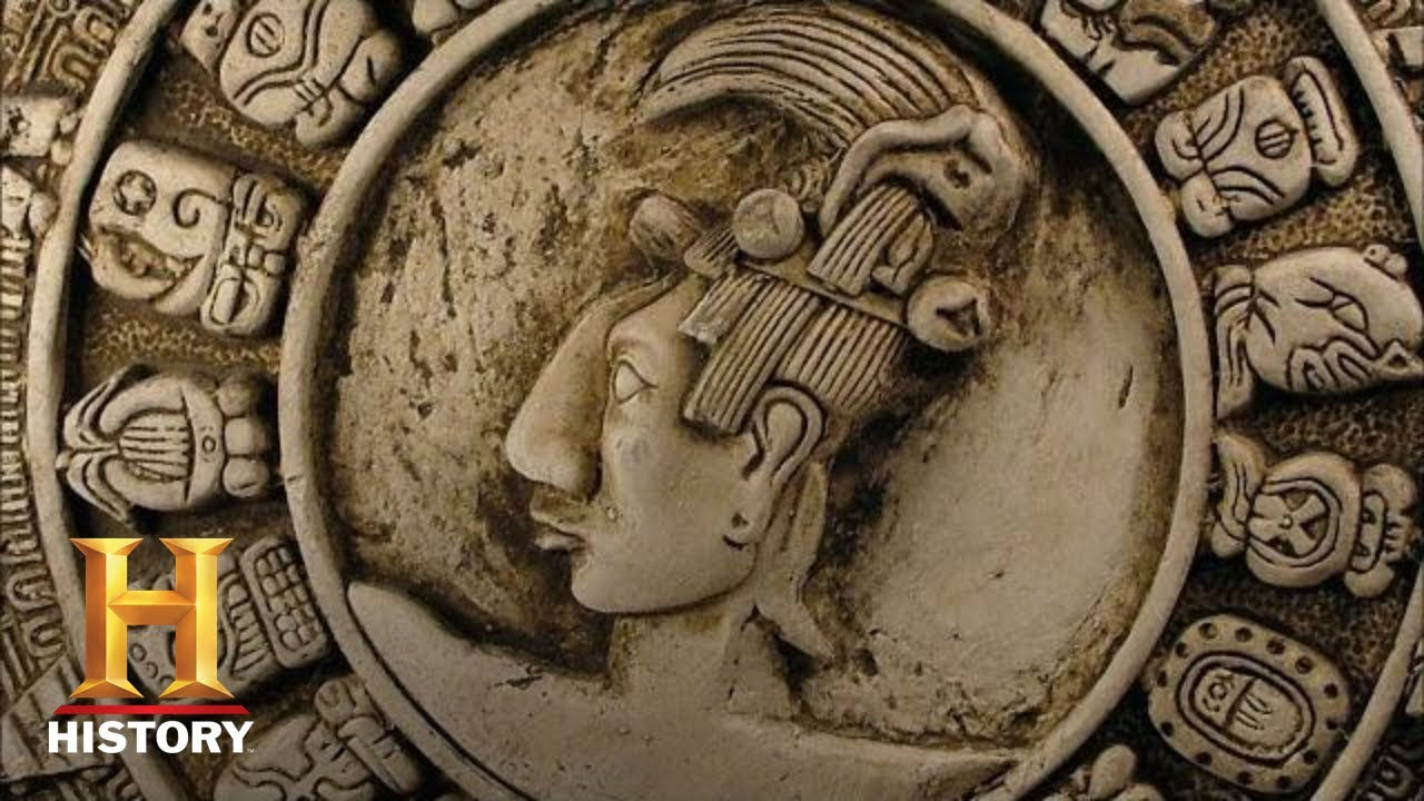 Ancient Aliens: SHOCKING DISCOVERY BENEATH AZTEC CITY (Season 7) | History