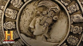 Ancient Aliens: SHOCKING DISCOVERY BENEATH AZTEC CITY (Season 7)   History