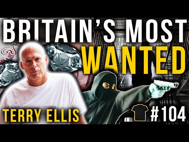 Britain's Most Wanted Armed Robber | Terry Ellis | Charity And Youth Worker | Chris Thrall's Podcast