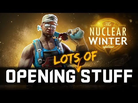 Dirty Bomb | Nuclear Winter Event!