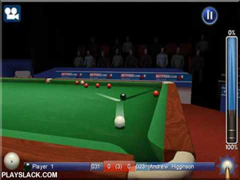 World Snooker Championship  Android Game - playslack.com