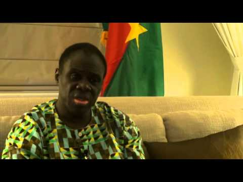 Michel Kafando sur VOA Afrique