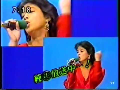 Michiko Makino (牧野美千子) - Take A Chance 1985