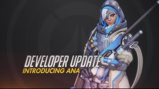 Developer Update | Introducing Ana | Overwatch