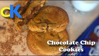 Perfect Chewy Chocolate Chip Cookies | Easy Choc Chip Cookie Recipe