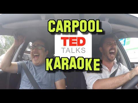Carpool Ted Talks Karaoke