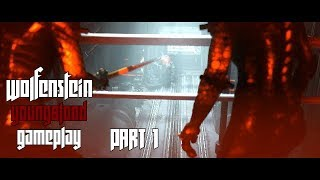 La traque commence !!! l Wolfenstein: Youngblood l Part 1 Gameplay