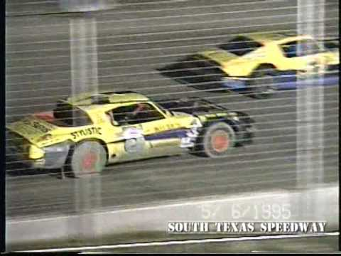 Texas Dirt | Street Stocks | South Texas Speedway | May 6 , 1995
