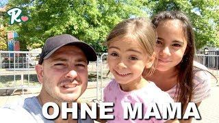 Ein Wochenende ohne Mama - Playmobil FunPark - Vlog#1152 Rosislife