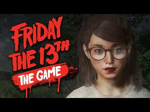 SOLO QUICKPLAY MATCHES - Friday the 13th The Game Beta - Counselor Gameplay