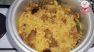 Home Made Resturent style Bengali Beef Khichuri Recipe( বাবুর্চী স্টাইল গরুর মাংসের খিচুড়ী রেসিপি )
