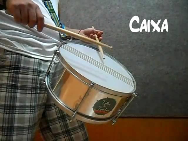 Tribo do Tambor CIRANDA 2 Video Lesson Learn to play CIRANDA 2 with the Tribo do Tambor Brasil RJ
