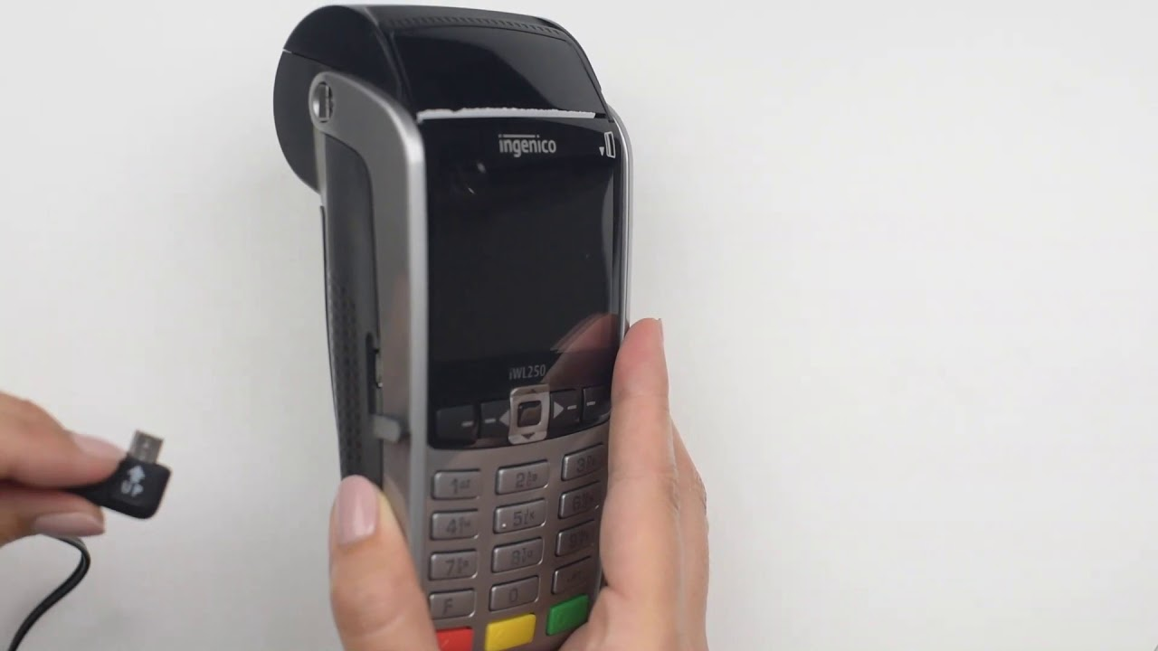 How to Set Up Your Ingenico iWL 255 Payment Terminal (Canada)