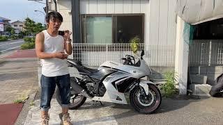 NINJA250R(2011)参考動画「フルカウルの時代を作ったバイク市場の救世主」