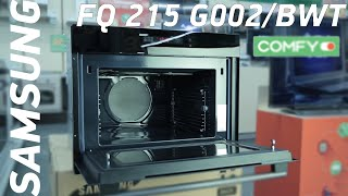 samsung FQ 215 G002 - духовой шкаф с возможностями СВЧ-печи - Обзор от Comfy