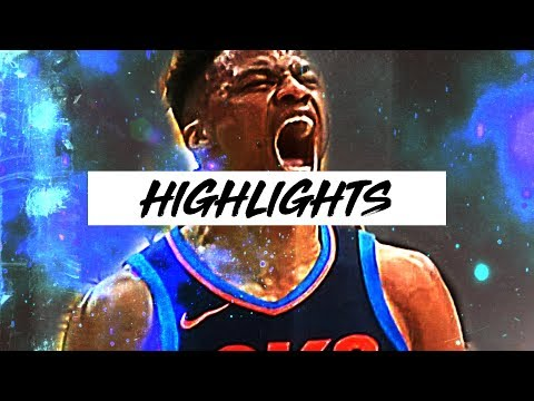 Best Russell Westbrook Highlights 2017-2018 Season | Clip Session