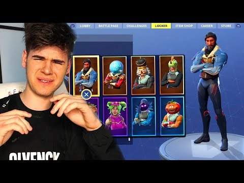 HOW TO CREATE YOUR OWN SKIN IN FORTNITE! It Actually Works...