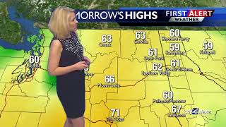 Evening Forecast for April 19