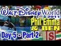 Disney World Vacation 2011 - Day 5 - (2 of 4) - Seaworld