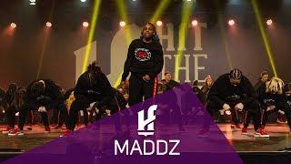 MADDZ | Finalist - Hit The Floor Gatineau #HTF2019
