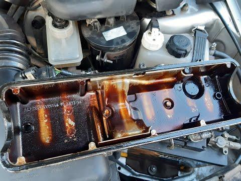 ВАЗ 2114 - 2115 1.6 8 кл | Как и чем отмыть клапанную крышку | Замена прокладки