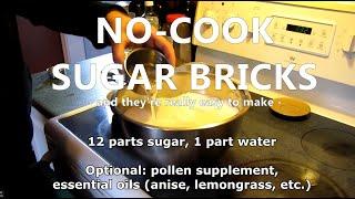 mudsongs.org: Winter Feeding With Sugar Cakes