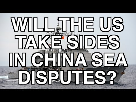 Will the US Take Sides in China Sea Disputes?