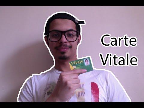 EEF - Carte d'assurance Maladie - Carte Vitale (Darija)