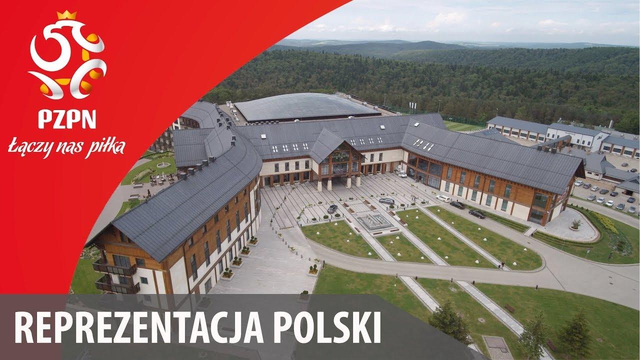 Hotel Arłamów bazą reprezentacji Polski
