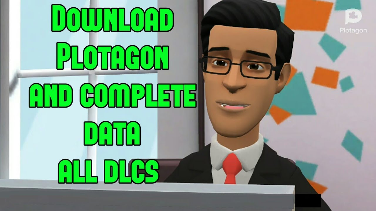 How to download plotagon with complete data on android for free,all dlcs,  apk+obb+data