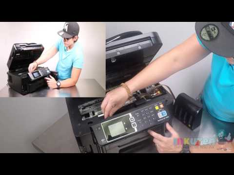 Repeat Sublimation Epson XP-446 ChipLess Mianboard Built-on