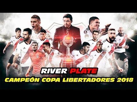 RIVER PLATE 🏆CAMPEÓN COPA LIBERTADORES 2018