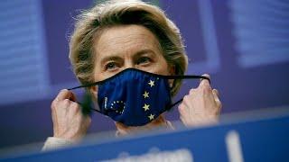 Коронавирус в ЕС вакцины рекорды новые штаммы