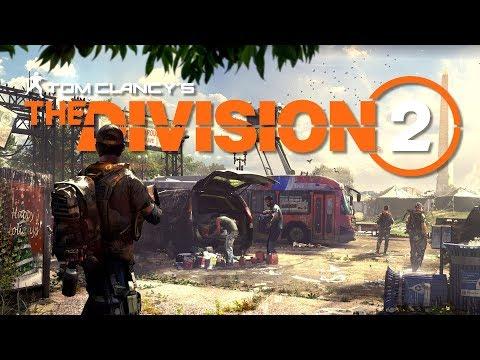 Tom Clancy's THE DIVISION 2 [LIVE] #08 Spaß pur [Cam] German / Deutsch