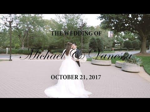 Michael & Vanessa's Wedding Video