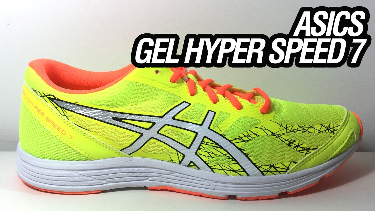 asics hyper speed