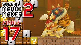 Super Mario Maker 2 ITA [Parte 17 - Sfida finale con Miauser!]