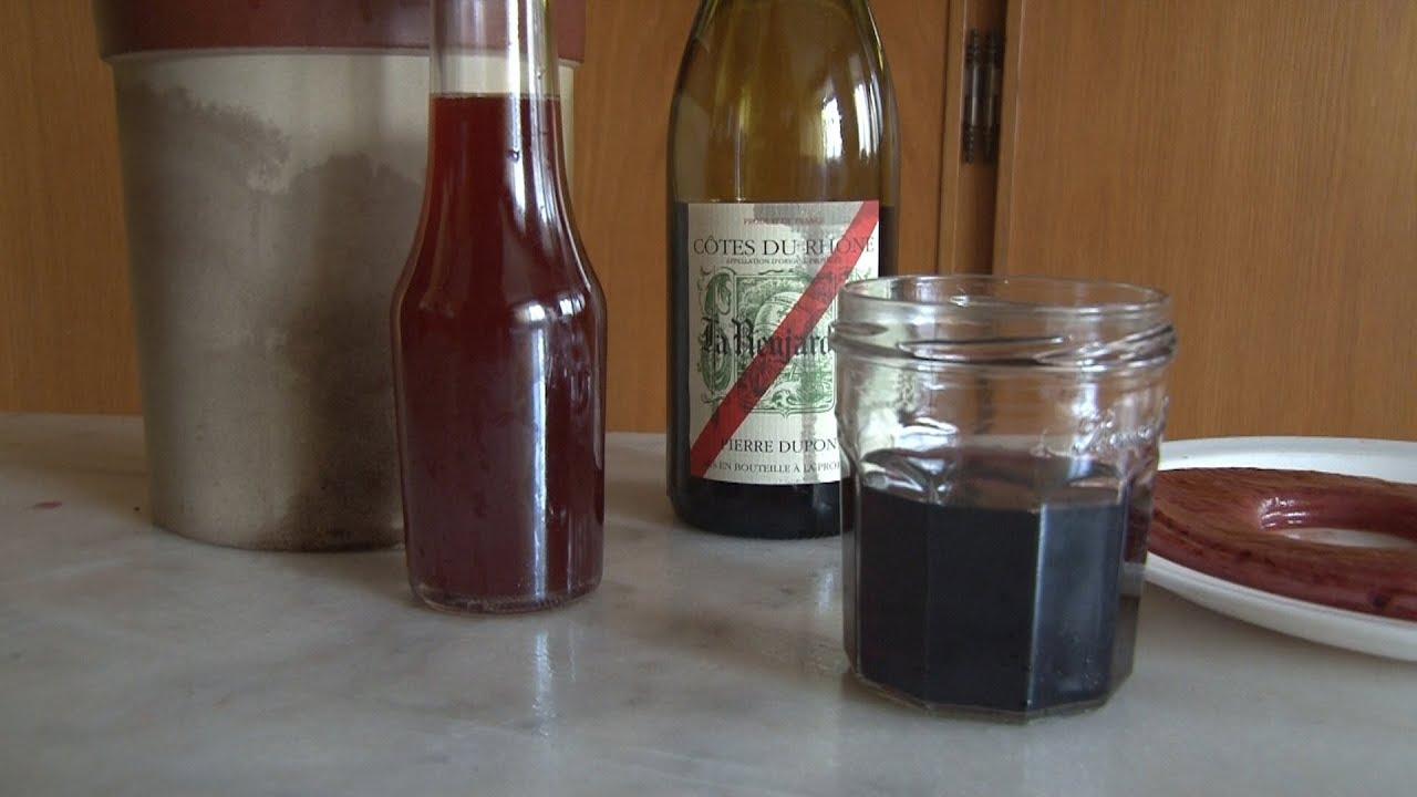 Comment faire du vinaigre de vin maison ventana blog - Comment faire du vinaigre de vin ...