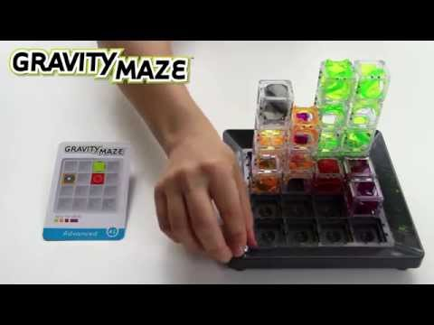 How To Play: Gravity Maze