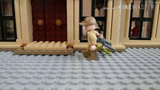 LEGO Jurassic world2: fallenkingdom  stopmotion