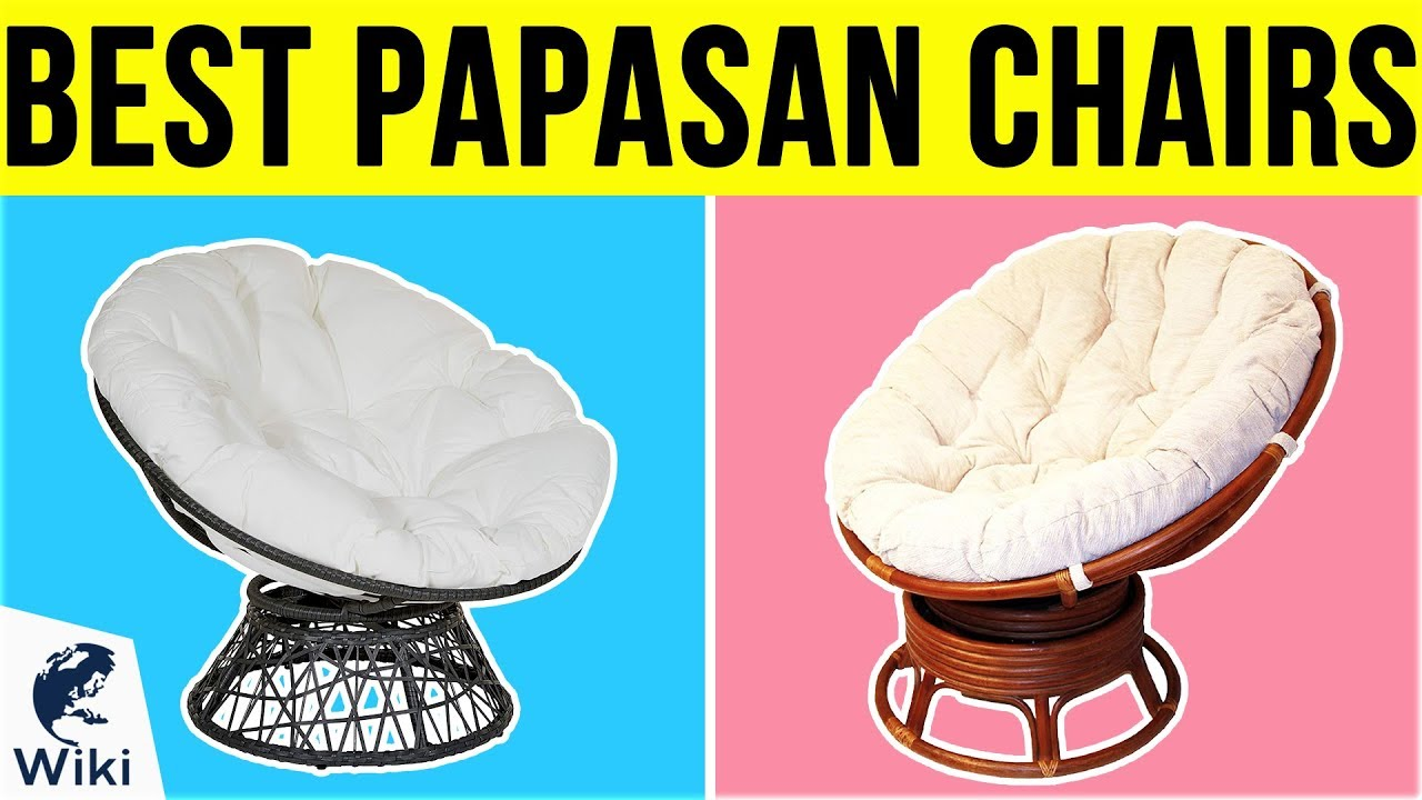9 Best Papasan Chairs 2019 - YouTube